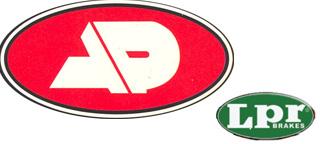 AP - Gruppo LPR - Materiale frenante